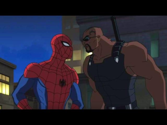 Великий Человек-паук - Блэйд - Сезон 2 Серия 21 | Marvel