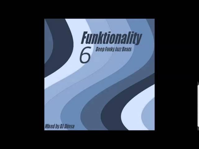 Funktionality 6 Deep Funky Jazz Beats (2015)