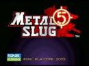 Metal Slug 5 OST Fierce Battle Boss EXTENDED