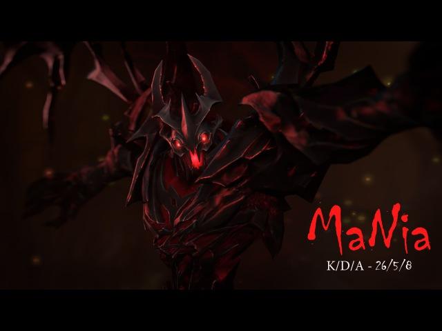 MaNia - Shadow Fiend vol.155 [Dota 2 MMR]