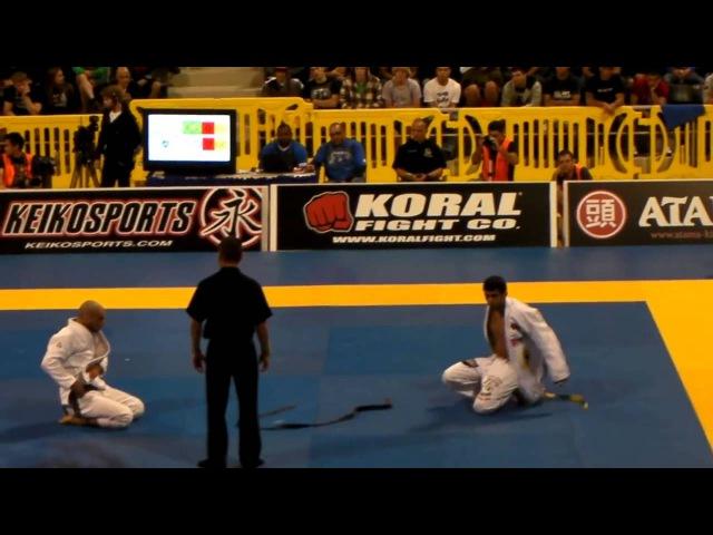 Kron Gracie vs Leandro Lo 2011 Worlds Jiu-Jitsu