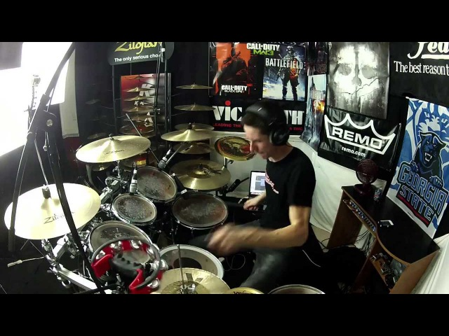 Counting Stars - Drum Cover - OneRepublic