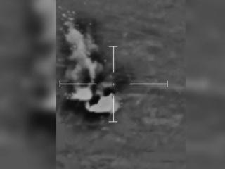 Сирия.КВВС(RAF) нанесли бомбовый удар по нефтяному месторождению ДАИШ в Восточной Сирии..