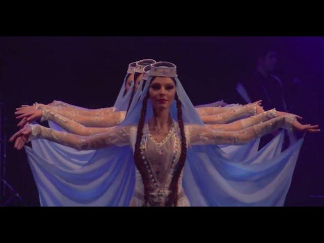 ансамбль Грузии СЭУ - грузинский танец Нарнари