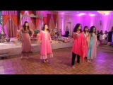Amena & Zim's Mehndi--Group Dance