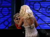 Christina Aguilera feat. Elton John - Bennie and the jets LIVE Fashion Rocks 2006