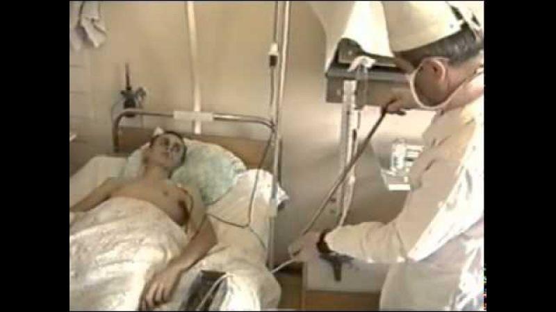 Методика вимірювання центрального венозного тиску