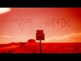 The Devils Highway (Van Halen + ACDC Mashup by Wax Audio)