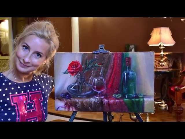 Часть 2. Как написать бутылку. Ольга Базанова
