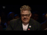Alan Davies As Yet Untitled 3x09 - No Smiling, No Laughing - Carl Donnelly, Pippa Evans, Phill Jupitus, Stuart Maconie