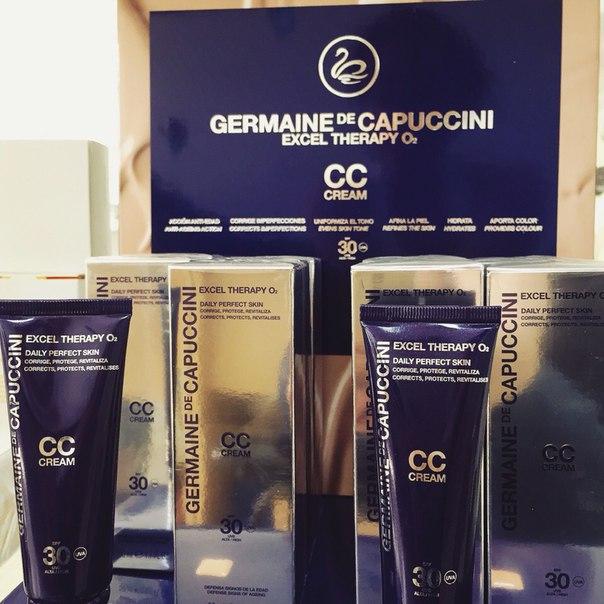 Germaine de capuccini (испания)