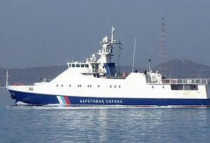 Российский пограничный флот в Севастополе пополнился