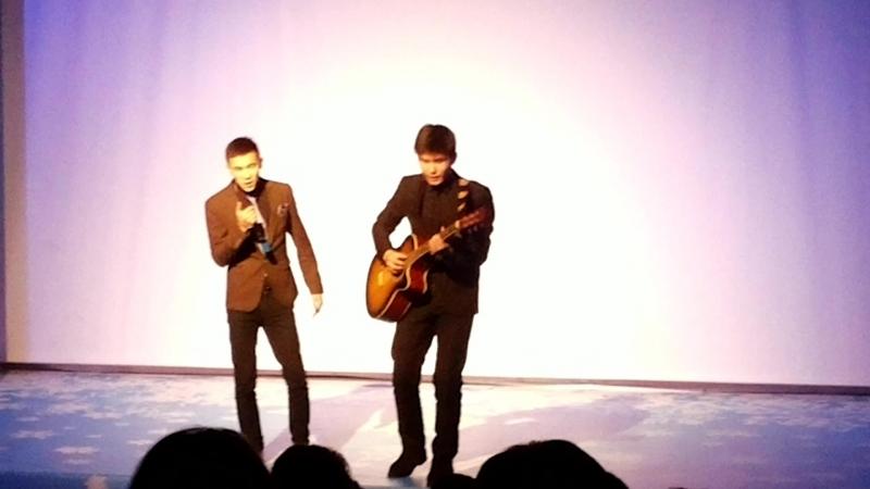 Don't - Adil Serikov (feat. Azamat Tolegen) (Ed Sheeran)