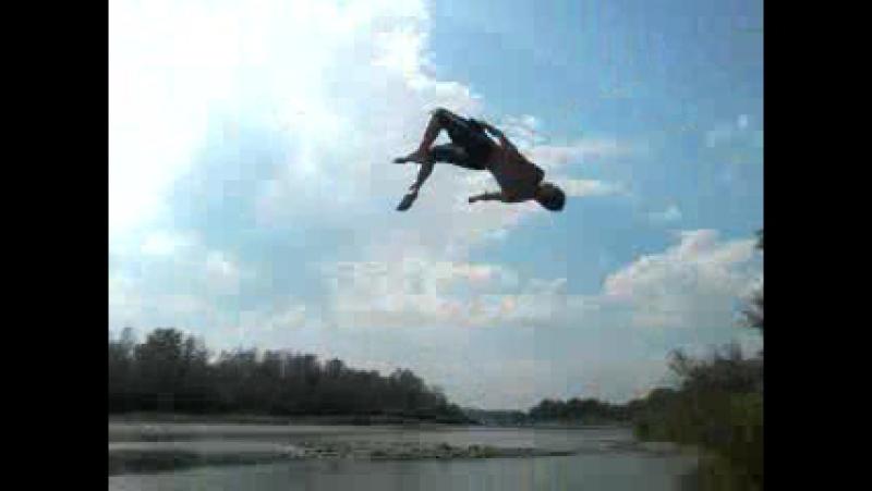 Прижок у воду