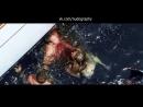 """Али Хиллис (Ali Hillis) без трусиков в фильме """"Дрейф"""" (Open Water 2: Adrift, 2006, Ганс Хорн)"""