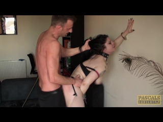 Lucia love, sub-wife shackled and rammed