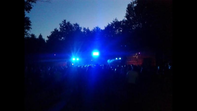4-12 Ранку 28.06.15 ⇒ open air ТРАНСІЛЬВАНІЯ ⇒ Суськ DJ GROUND Live