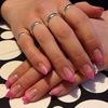 Shellac nail art. Москва (гель-лак)