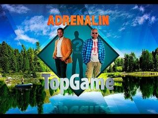 Передача о рыбалке Adrenalin Top Game (тизер канала)
