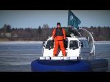 Adrenalin Top Game 2 Ловля с лодки зимой на Иваньковском водохранилище
