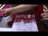 Mulher.com 02042014 Helen Mareth - Blusa em squares croch
