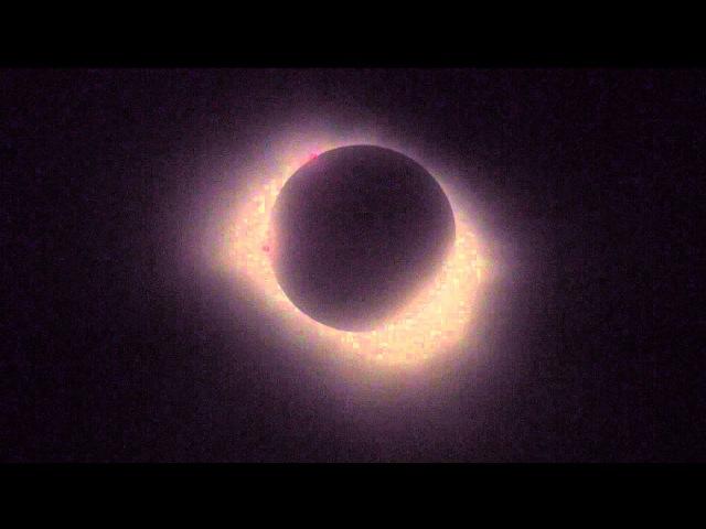 Трансляция солнечного затмения от 20 марта 2015 года, архипелаг Шпицберген.