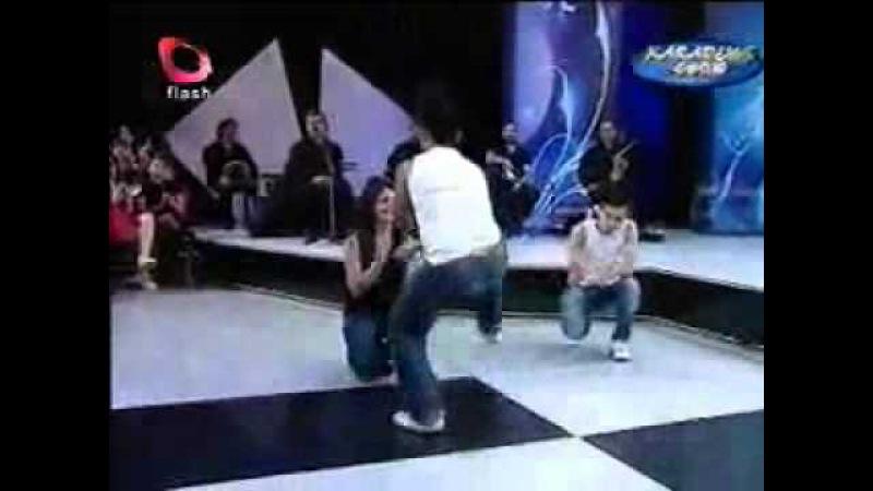 Harika kolbastı Show - Karadeniz Atesi.