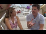 CBR TV: John Barrowman & Erika Lewis on Identifying with Superheroes and Living Up to