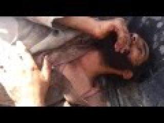 Сирия. Пленный обоссавшийся боевик ИГИЛ 18+