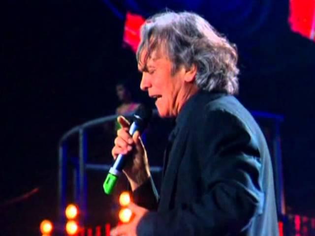 Riccardo Fogli - Storie Di Tutti I Giorni Live Discoteka 80 Moscow 2006