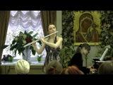 Глюк. Мелодия из оперы Орфей и Эвридика для флейты