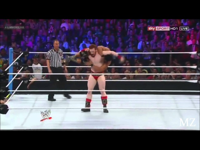 WWE SummerSlam 2012 Highlights (HD)