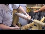 Приспособления для токарных работ по дереву от мастера золотые руки