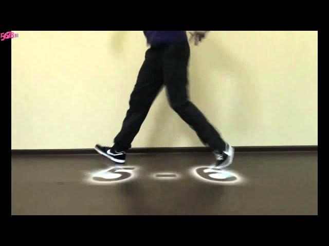 Парень КРУТО танцует Учимся танцевать