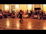 Fausto Carpino & Stephanie Fesneau @ El Sabor de Hungria Festival, Budapest, 08.2015.