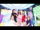 Red Velvet - Dumb Dumb @ Inkigayo 150913