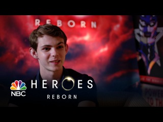 Heroes Reborn - Inside the Eclipse Episode 3: Under the Mask