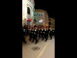 2015莫斯科阅兵解放军仪仗队唱【喀秋莎】Chinese Army [ Katyusha ] Moscow parade [ Katyusha ] Москва парад [ Катюша ]
