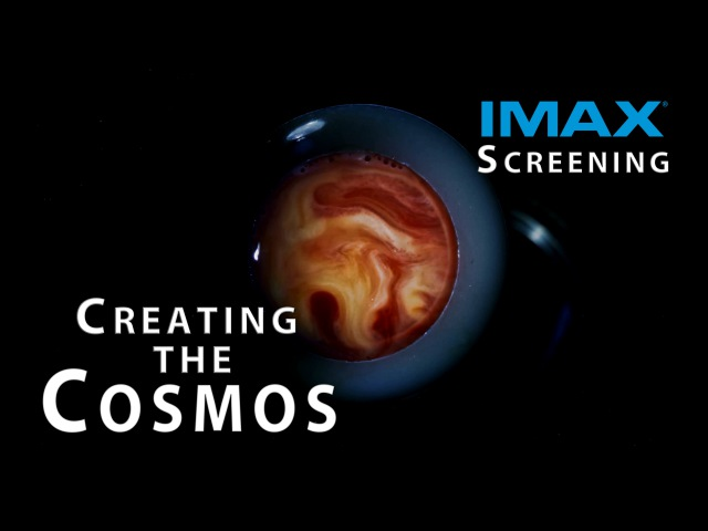 CREATING THE COSMOS IMAX screened film Shanks FX PBS Digital Studios
