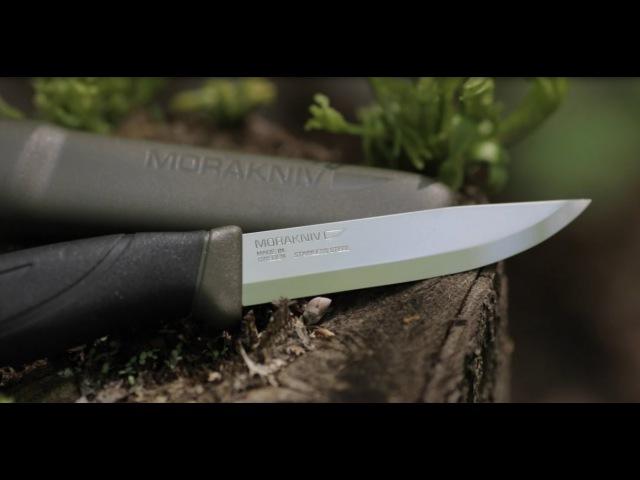 Нож MORAKNIV Companion MG - обзор от Fonarik.com