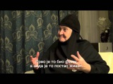 ОСТРОГ ТВ СТУДИО  Интервју монахиња Софија