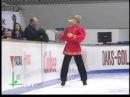 Evgeni Plushenko 1999 NHK Trophy EX Russian Country Dance Crazy Bird finale