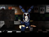 FNAF WORLD SFM Cute Adventure Withered Bonnie Meets Withered  Bonnie