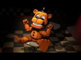 [FNAF SFM]  Freddy Meets Adventure Freddy