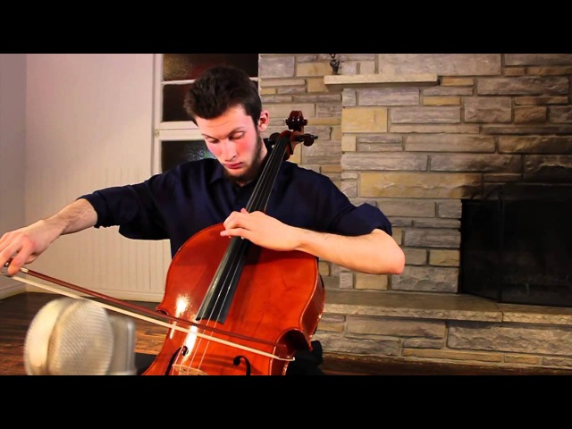 Kodály Sonata for Solo Cello, op. 8 - I. Allegro maestoso ma appassionato - Raphael Weinroth-Browne