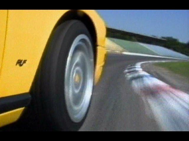 Ruf CTR Yellow Bird full laps on Nürburgring Nordshleife 1987 (Option Auto)