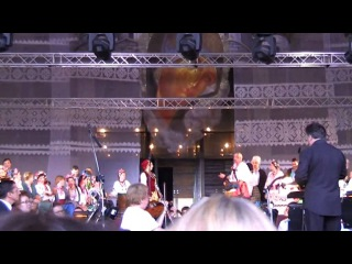 Тарас Бульба Харьков 22 08 2014 open air часть 1