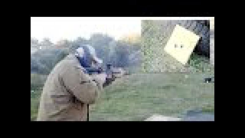 Вы прислали - мы расстреляли Дырявим бронеплиты!!