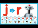 J-R Review Song (Lowercase) | Super Simple ABCs