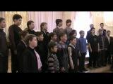 Хор мальчиков поет Мурку - детей учат петь блатняк HD